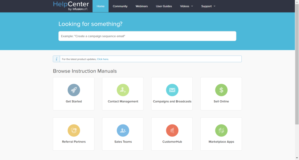 help center infusionsoft review just digital