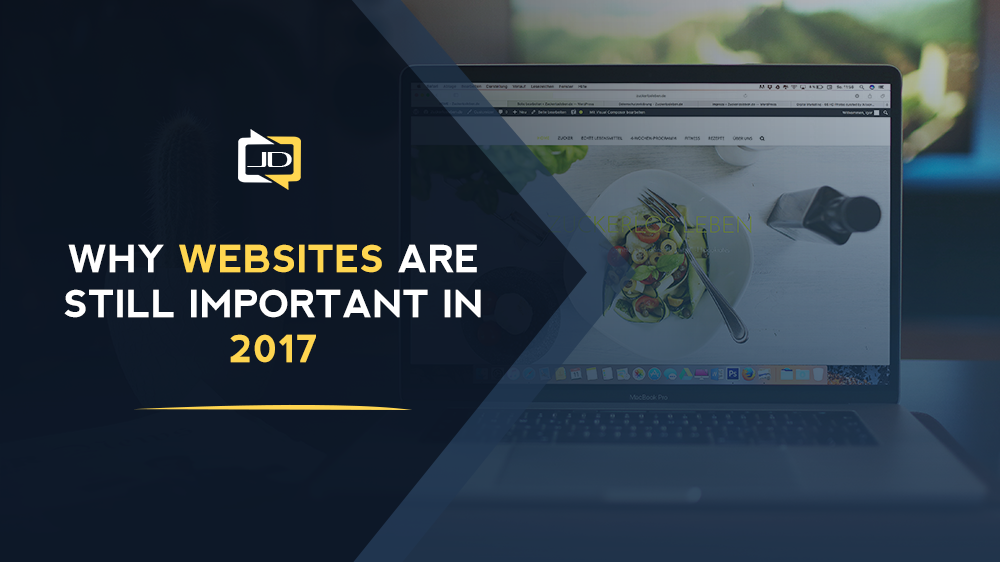 building a website in 2017