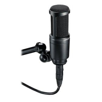 Audio Technica AT2020 Condenser Microphone 2