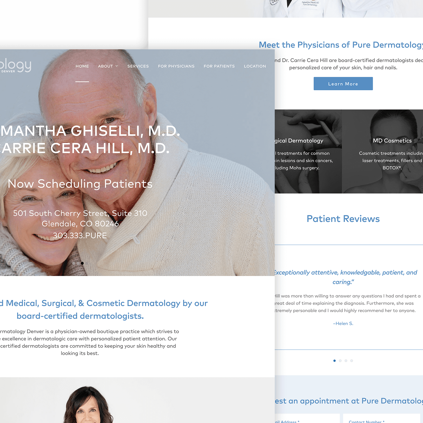 A Digital Marketing Agency and Web Design Agency | Just