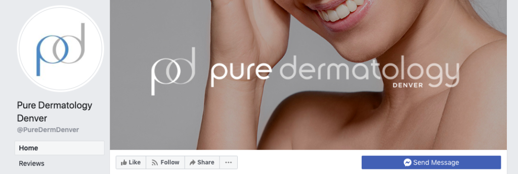 social media marketing for dermatologists