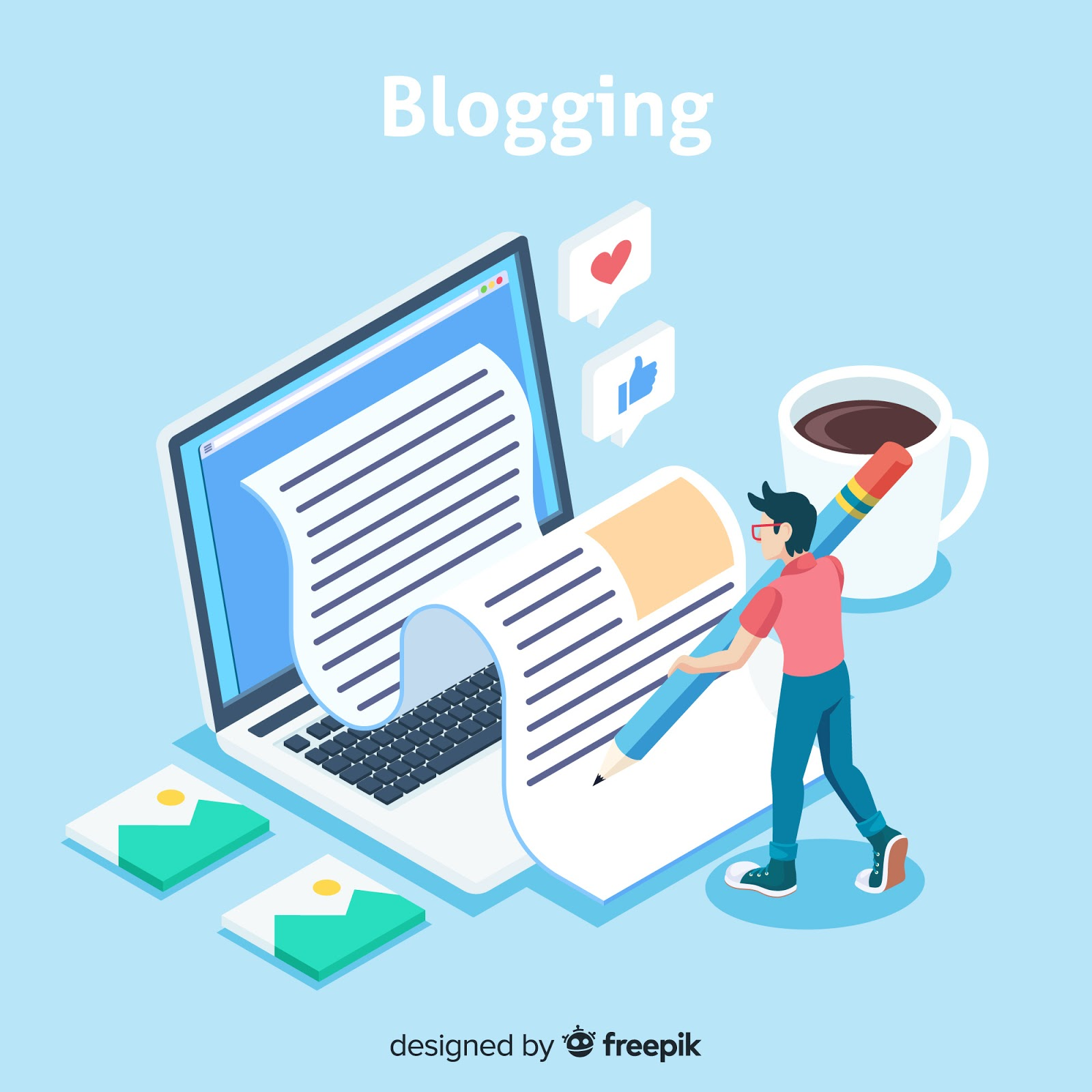 Marketing for accountants blogging