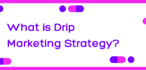 Drip marketing strategy header photo