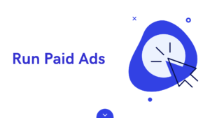 Run paid ads